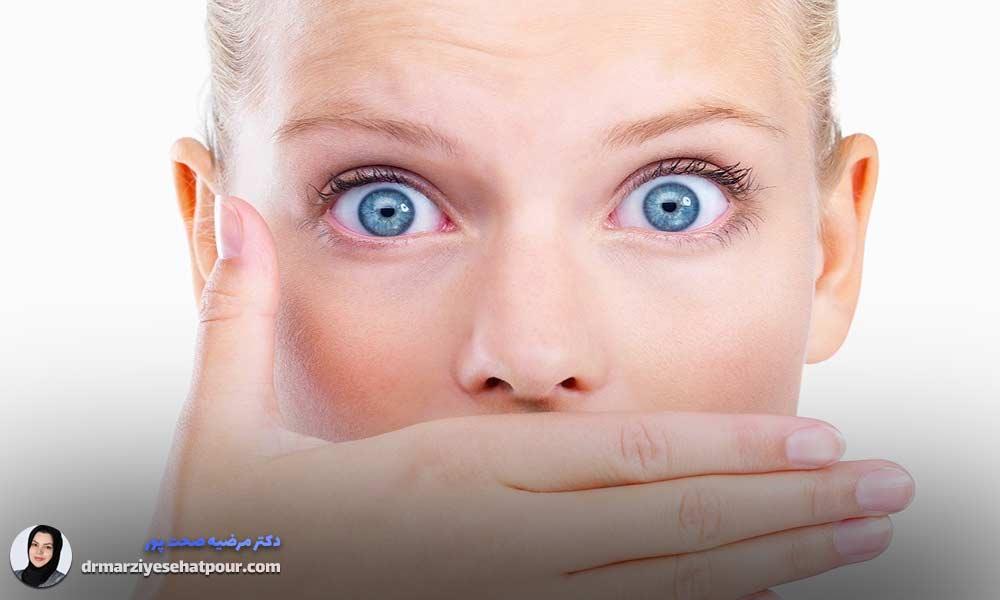 علت بوی بد دهان با وجود مسواک زدن